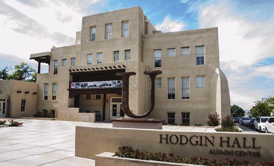 17. Hodgin Hall (Alumni)